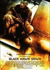 La caida del halcon negro