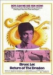 Ver Película El Regreso del Dragon (1972)