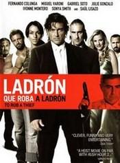 Ver Película Ladron que roba a ladron (2007)