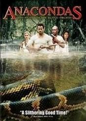 Anacondas: la cacería de la orquídea sangrienta
