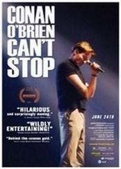 Ver Película Conan OBrien Cant Stop (2011)