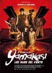 El retorno de los Yamakasi los hijos del viento