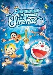 Doraemon: La Leyenda De Las Sirenas