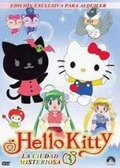 Hello Kitty 3: La ciudad misteriosa