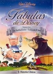 Fabulas Disney Volumen 5