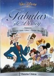 Fabulas Disney Volumen 1
