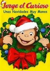 Jorge el curioso, unas Navidades muy monas