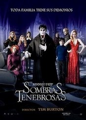 Dark Shadows Pelicula