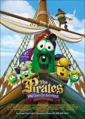 VeggieTales: Piratas con alma de heroes