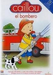 Caillou el bombero