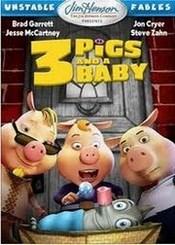 Tres cerdos y un bebe