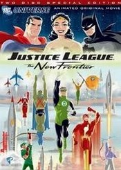 Ver Película Justice League: The New Frontier (2008)