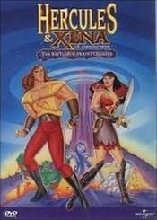 Hercules y Xena La Batalla por el Monte Olimpo