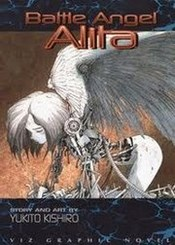 Ver Película Alita, angel de combate (1993)