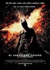 Batman: El Caballero de la Noche Asciende Pelicula