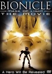 Bionicle: La Mascara de la Luz - La Pel�cula
