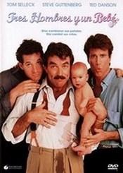 Tres hombres y un bebe