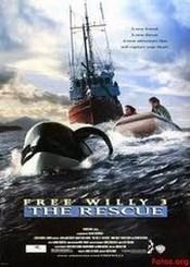 Liberen a Willy 3. El rescate