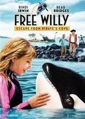 Liberad a Willy 4: Aventura en Sudafrica