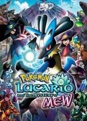Pokemon 8: Lucario y el misterio de Mew