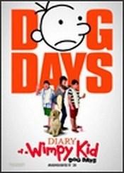 El diario de Greg: Dias de perros