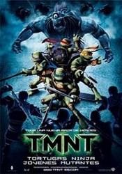 Las tortugas ninja jovenes mutantes