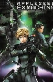 Appleseed Ex Machina Pelicula