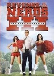 Ver Película La venganza de los nerds 3 (1992)