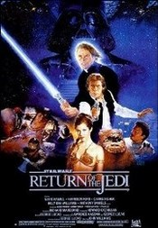 La guerra de las galaxias. Episodio VI  El retorno del Jedi