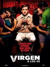 Ver Película Virgen a los 40 - 4k (2005)