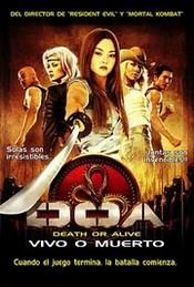 Ver Pel�cula DOA: Vivo o muerto (2006)