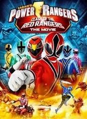 Ver Película Power Rangers: El choque de los rangers rojos (2012)