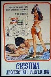 Ver Película Cristina adolescente pervertida (1971)