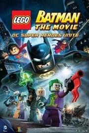 Lego Batman la Pelicula: El Regreso de los Superheroes de DC