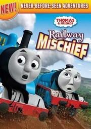 Thomas y sus Amigos: Travesuras de Ferrocarril