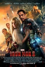 Iron man 3 Peliculas