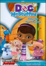Doc McStuffins Time For Your Check Up