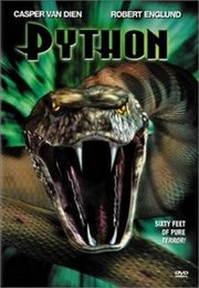 Ver Película Python (Serpiente Asesina) (2000)