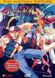 Ver Película Fatal Fury: La Pelicula (1994)