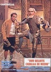 Cantinflas - Don Quijote Cabalga de Nuevo