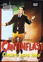 Cantinflas: Conserje Para Todo