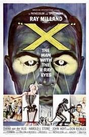 Ver Película El Hombre con Vision de Rayos X (1963)