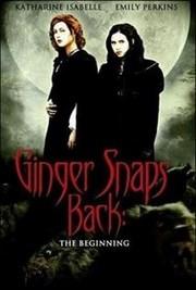 Ver Película Ginger Snaps 3: El Origen (2004)