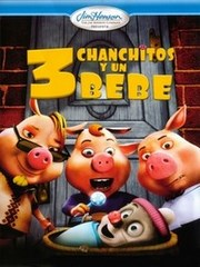 3 Chanchitos y Un Bebe