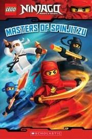 Ver Película Lego Ninjago: Masters of Spinjitzu online (2012)