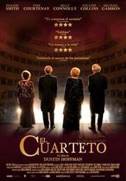 Ver Película El cuarteto (2012)