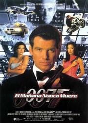 El Agente 007  El mañana nunca muere