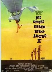 Ver Película Los dioses deben estar locos 2 (1988)