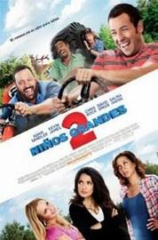Ver Película Como Si Fueran Niños 2 (2013)