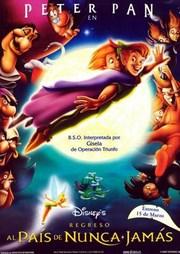 Peter Pan 2 : El Regreso Al Pais De Nunca Jamas